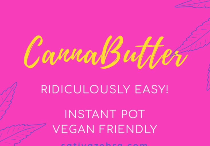 Crazy Easy InfusedButter